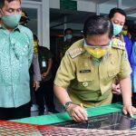 Wali Kota Marten Taha Resmikan Bioklinik Menjadi RSU