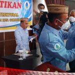 Berbenah, Lucky Paudi Lantik Pejabat di Lingkungan PDAM Kota Gorontalo