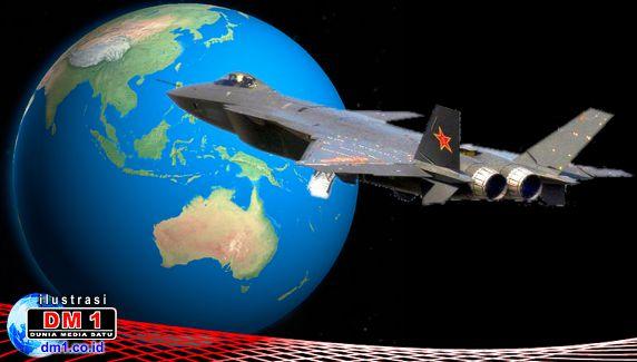 China akan Bangun Pangkalan Militer di Indonesia