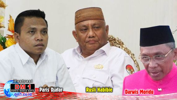 Gubernur Gorontalo Terkesan Masa Bodoh Sikapi Terdakwa Darwis Moridu, Mahasiswa dan Aktivis Kesal