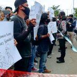 Sepakat Boikot Berita Polda, Jurnalis Gorontalo juga Minta Copot Kabid Humas