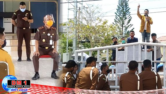 "Jelang Sidang Tuntutan Terdakwa Darwis Moridu, Amara-PH: Jangan Ada ""Jual Beli Hukum"""