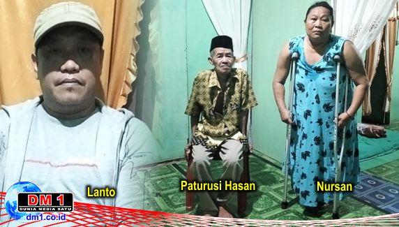 """Sembako Covid19 Desa Keisio: Sejumlah Warga """"Gigit Jari"""", Keluarga Camat dan Sekdes Terima Bantuan"""