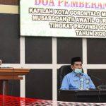 Melepas 41 Kafilah MTQ, Wawali Ryan: Jaga Nama Baik Kota Gorontalo