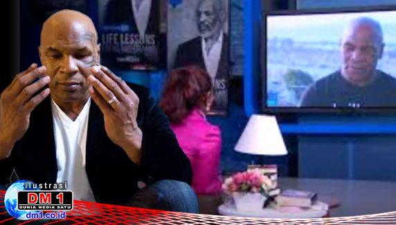 Ternyata Mike Tyson tak Memeluk Islam di Penjara