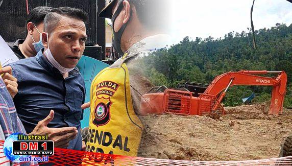 """Tambang Ilegal di Pohuwato, Pemerintah """"Ikut"""" Lakukan Extra Ordinary Crime LH?"""