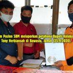 Diduga Melanggar PKPU No.3/2017, Paslon Petahana Koltim Diperiksa Bawaslu