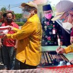 HKN ke-56 di Buol Diwarnai Peresmian Masjid di RSUD Mokoyurli dan Penyerahan Bantuan Disinfektan