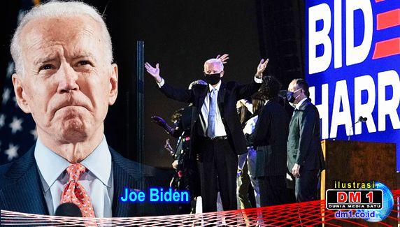 Panggung Kemenangan Joe Biden Diiringi Lagu Sky Full of Stars, Ini Alasannya