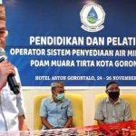 "PDAM Muara Tirta Kota Gorontalo ""Cetak"" Operator-operator IPA Profesional"