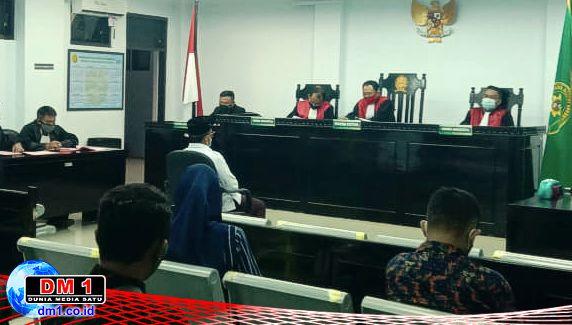 Sidang Penganiayaan: Replik JPU Tetap Pasal 351 Ayat 2 Terhadap Terdakwa Darwis Moridu