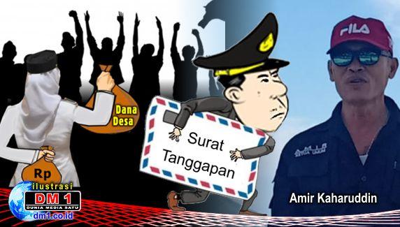 """Terkait Aduan Dugaan Korupsi DD Talodo, Isi Surat Polisi ke LSM WRI Dinilai """"Kacau Balau"""""""