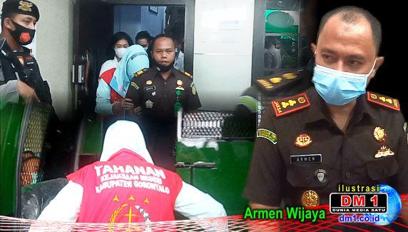 Kasus Dugaan Korupsi GORR: Tersangka AWB Ditahan, Terancam 20 Tahun Penjara