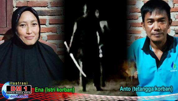 """Kades """"Samurai"""" Sudah Jadi Tersangka, Keluarga Korban Minta """"Pengawal"""" Kades juga Ditahan"""