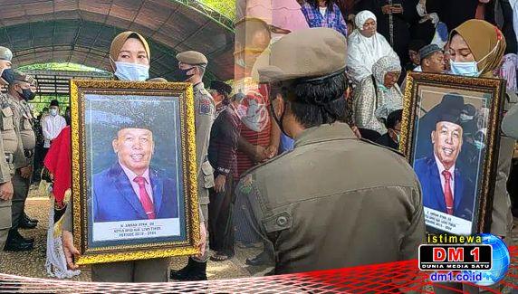Dikebumikan di Sorowako, Ini Sekelumit Kenangan Ketua DPRD Luwu Timur Amran Syam