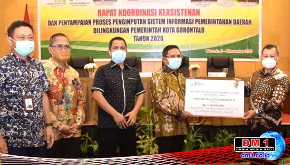 Terkait Penggunaan Dana CSR, Bank SulutGo Sebut Pemkot Gorontalo Terbaik