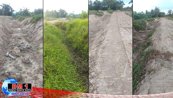 Alat Berat Ditarik Pasca Pencoblosan, Perjuangan Petani di Desa ini Bagai Bola Pingpong