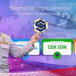 """Ini Inovasi Layanan Perizinan Dishub Provinsi Gorontalo, """"SAHABAT"""": Satu Hari Beres Angkutan Tertib"""