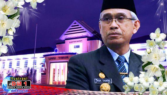 Desember Kelabu di Luwu Timur, Ketua DPRD dan Bupatinya Wafat