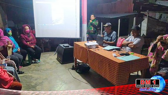 Pasca Banjir Bone Bolango, Desa Poduwoma Bentuk Panitia Khusus Peduli Dampak Banjir