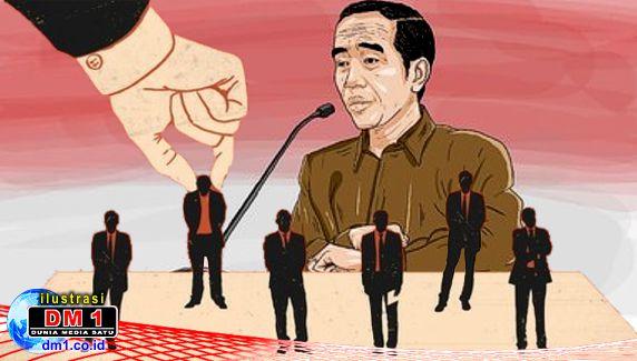Menuju Reshuffle Kabinet, Hari ini Jokowi Dikabarkan Panggil Calon Menteri