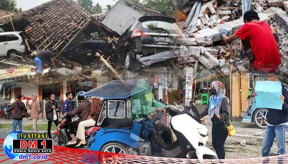"""Indonesia """"Dikepung Bencana"""", Mahasiswa Sosiologi-UNG Galang Dana Bencana """"3M"""""""