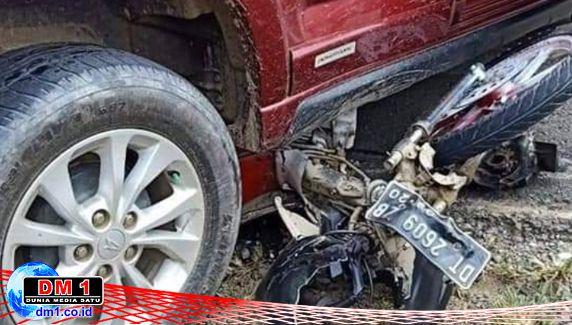 Kecelakaan Maut di Lalingato, Dua Pemuda Tewas di Tempat