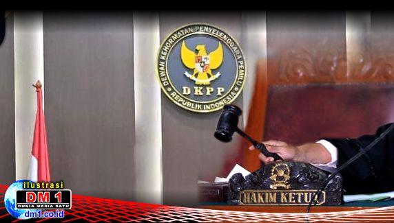 Hari ini Live di FB DKPP: Pembacaan Putusan 2 Perkara Pilkada Kabgor