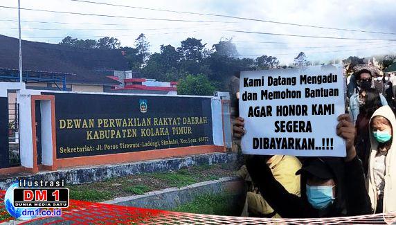 """Diduga Karena tak Dukung Petahana, Honor Puluhan Aparat di 2 Desa ini """"Diblokir"""""""