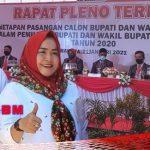Sah! KPU Koltim Tetapkan SBM Bupati dan Wakil Bupati Terpilih, Samsul: SBM bukan Sekadar Simbol