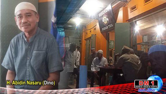 "Di Jakarta Ada Warkop Dono (DKI), di Gorontalo Ada Warkop Dino'x: ""Diserbu"" Mulai Subuh"