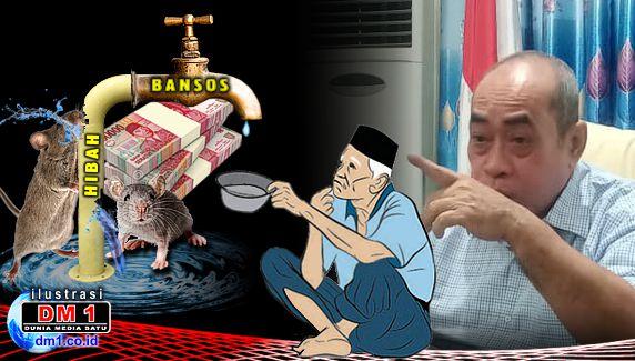 """Anggota Deprov Gorontalo ini Pertanyakan Hibah dan Bansos Rp.53,2 M """"Dilarikan"""" ke Mana?"""