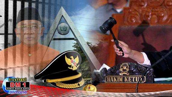 Tak Puas dengan Putusan Banding, Darwis Moridu Ajukan Kasasi ke MA