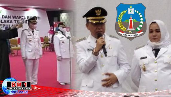 SBM Resmi Nakhodai Kolaka Timur, Ini Pesan Gubernur Ali Mazi