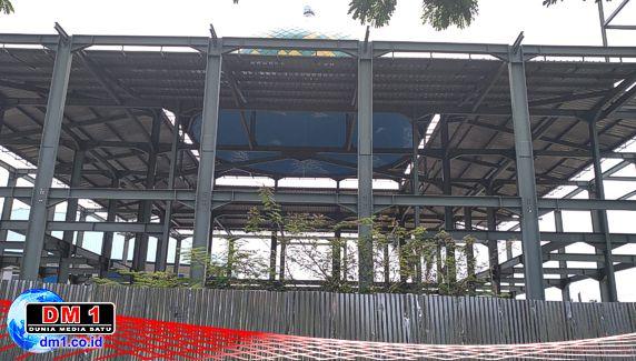 """Dipegang"" oleh Pejabat ini, Pembangunan Masjid Raya Rate-rate Diduga Mark-up"