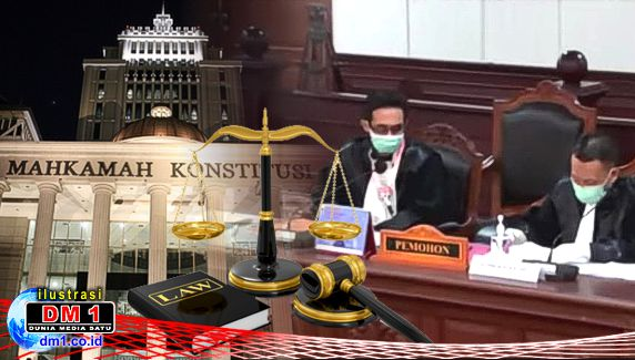 Isu Dua Periode Dinilai Spekulasi, Pengacara RADG: Eksepsi Nelson di MK Lemah