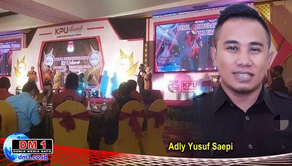 Berbagai Kalangan Soroti KPU Awards, Aktivis JaDI Minta APH Lidik Anggaran KPU Koltim