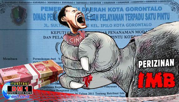 """Sejumlah Pengusaha Cina di Kota Gorontalo """"Menjerit"""": Ada Modus IMB """"Aspal""""?"""