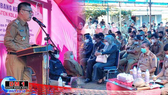 Dalam Musrenbang, Bupati Samsul Ajak Optimalkan Pemanfaatan Potensi Wilayah