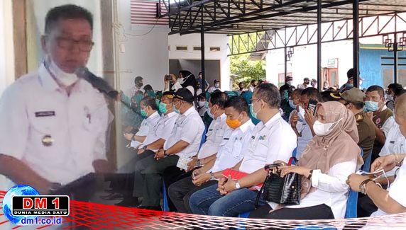 Di Kecamatan Ueesi dan Uluiwoi, Bupati Samsul Paparkan Prioritas RKPD Koltim