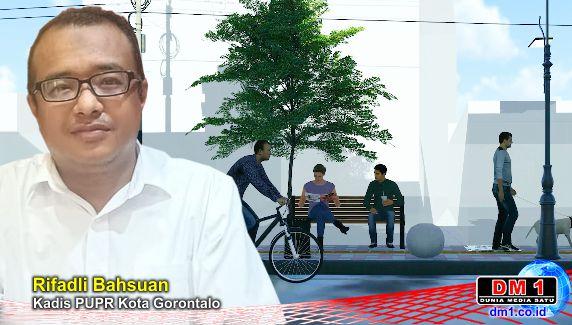 Jalan Nani Wartabone 2022: Pagi Bisa Jogging, Sore dan Malam Jadi Tempat Santai