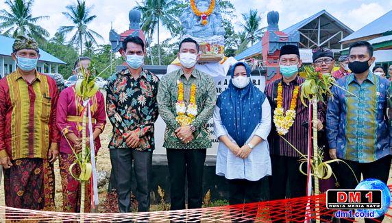 Dirjen Bimas Hindu Kemenag-RI Berkunjung ke Koltim, Ini Sambutan Andi Merya