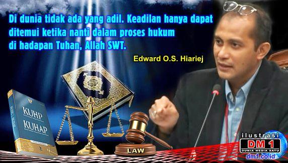 Di Indonesia: Hukum adalah Seni Berinterpelasi, yang Menang Belum Tentu Benar