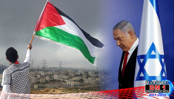 Israel dan Hamas Sepakat Hentikan Tembak-menembak