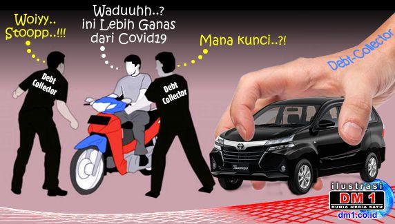 OJK tak Ragu Beri Sanksi Tegas Bagi Leasing yang Tarik Paksa Kendaraan