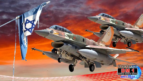 Mengejutkan! Ini Pengakuan Mantan Pilot Pesawat Tempur Israel