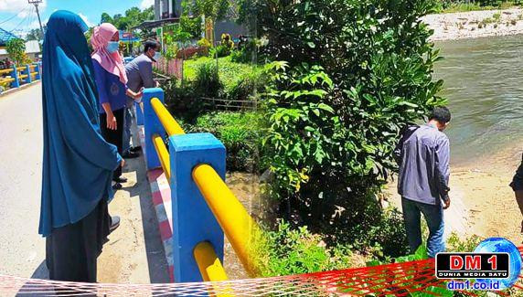 Kades Poduwoma Berharap Pengerjaan Beronjong Segera Direalisasikan oleh Dinas PUPR Provinsi Gorontalo