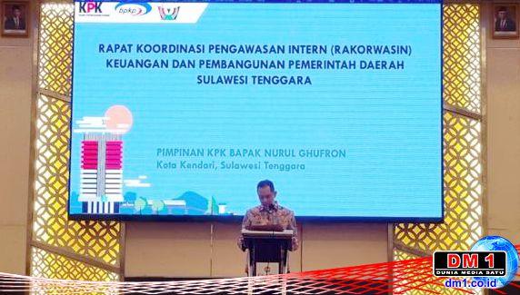 Wakil Ketua KPK: Kuatkan Inspektorat dan Dedikasikan Sumber Daya untuk Kepentingan Publik