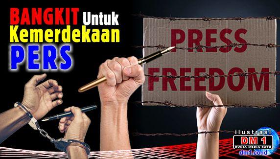 Kemerdekaan Pers Belum Terwujud, DPI Kembali akan Gugat Dewan Pers ke MK