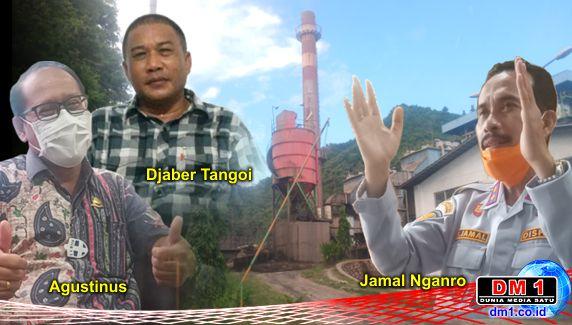 Diduga tak Kantongi Izin Tersus, LSM ini Adukan PT. TLG Molotabu ke Polda Gorontalo